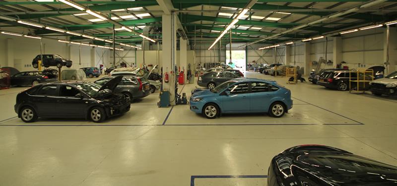 Car Accident Repair Centre